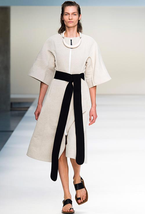 7 Cool Ways to Wear a Belt This Spring: Marni