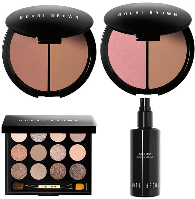 Bobbi Brown Sandy Nudes Summer 2015 Makeup Collection