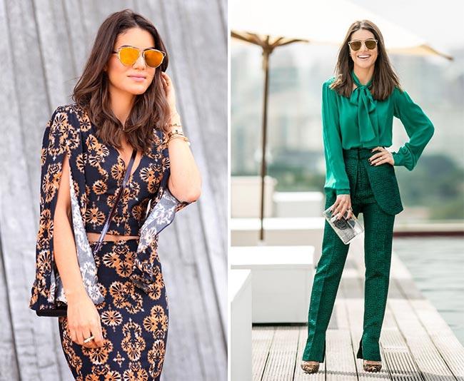 Dior Technologic Sunglasses: Camila Coelho
