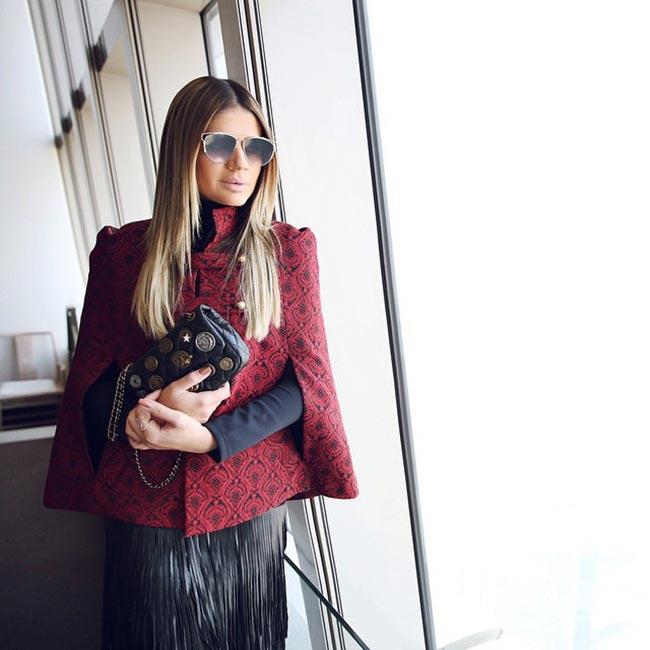 Dior Technologic Sunglasses: Thassia Naves