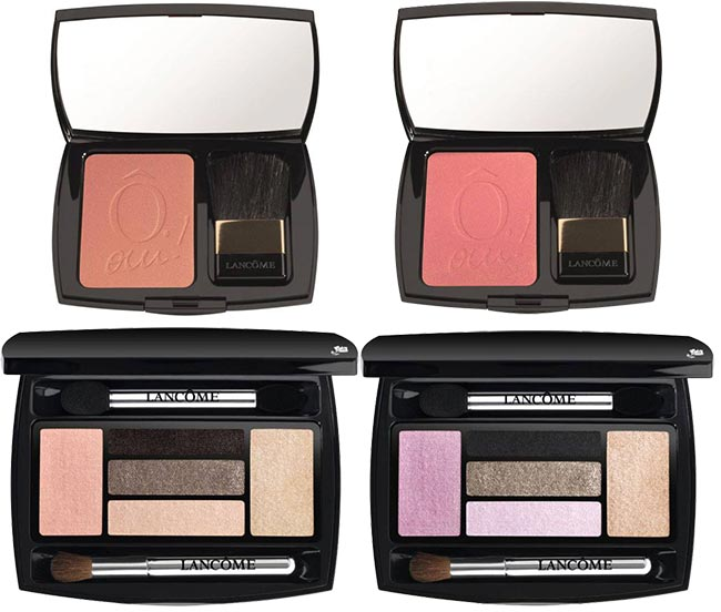 Lancome Oui Bridal Spring 2017 Makeup Collection