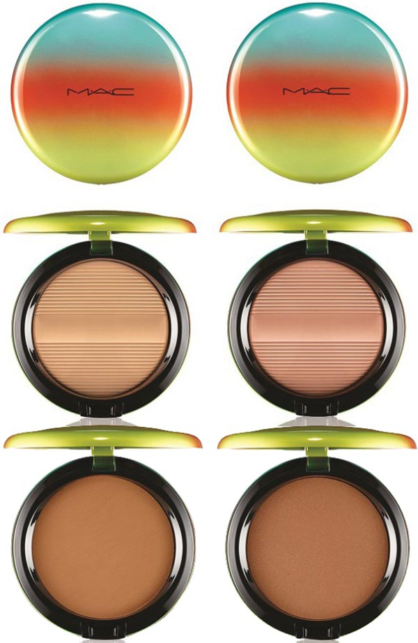 MAC Wash & Dry Summer 2015 Makeup Collection