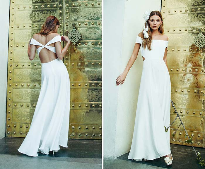Reformation Summer 2015 Wedding Collection Fashionisers