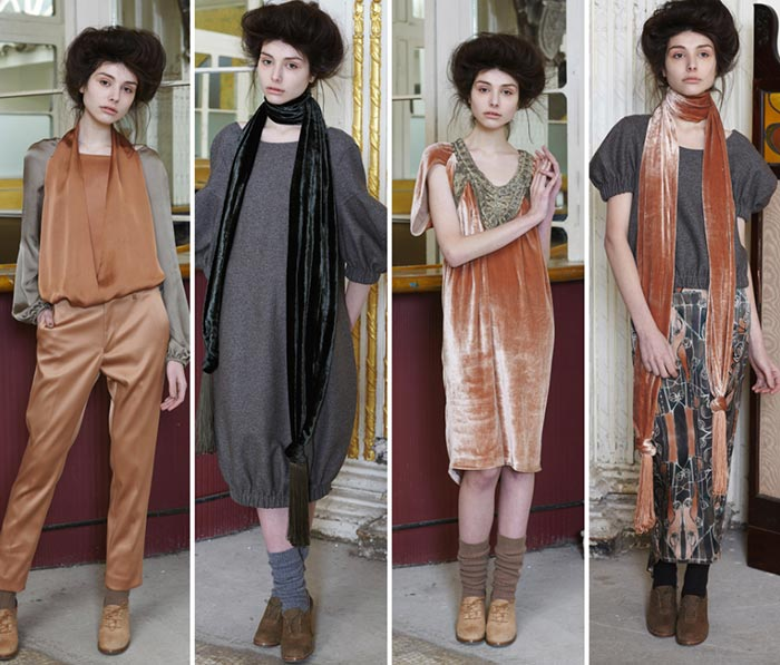 Tia Cibani Fall/Winter 2015-2016 Collection