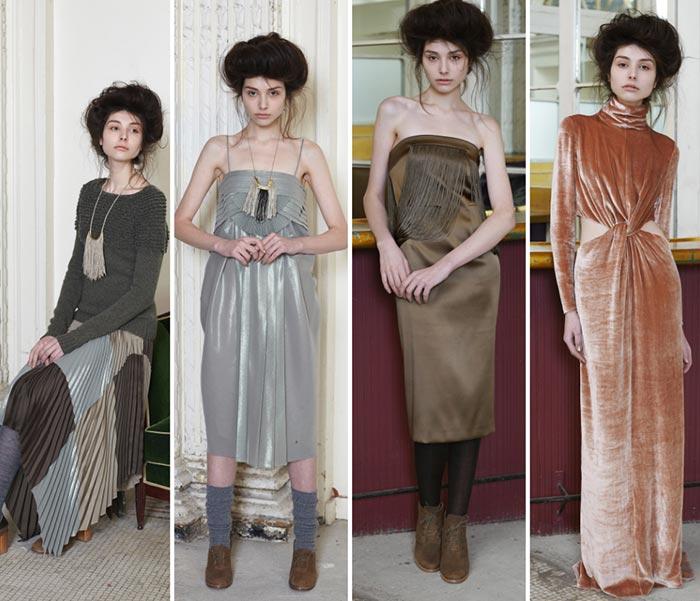 Tia Cibani Fall/Winter 2015-2016 Collection