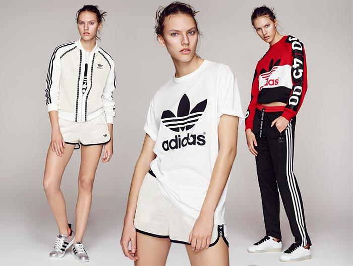 detailed look 0ebd2 0a6d9 Topshop x Adidas Originals Summer 2015 Collection