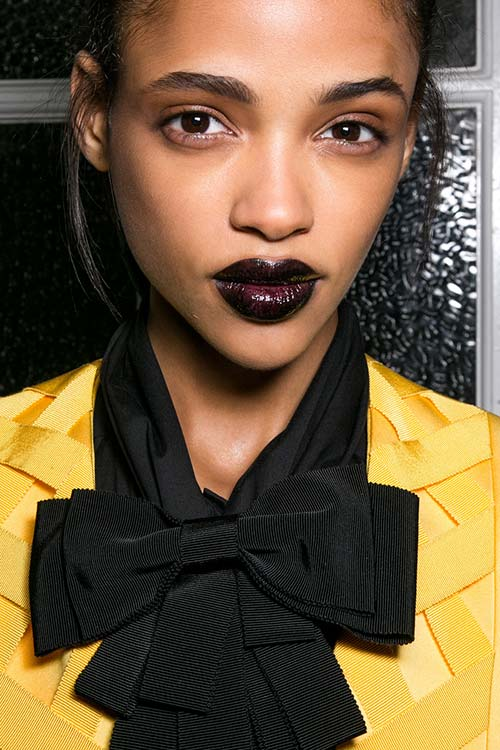Fall 2015 Trend of Black Lips: Giles