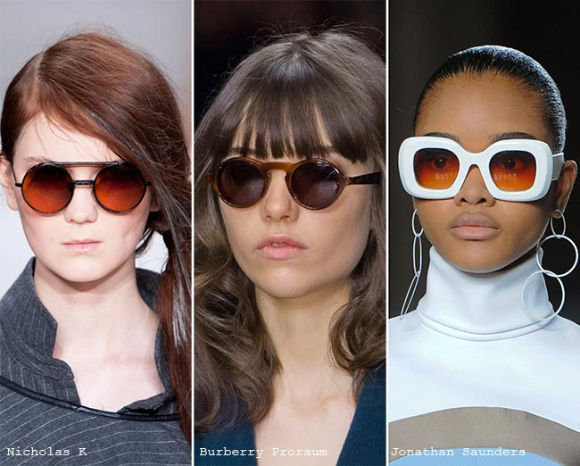 Fall/ Winter 2015-2016 Eyewear Trends: Retro Sunglasses