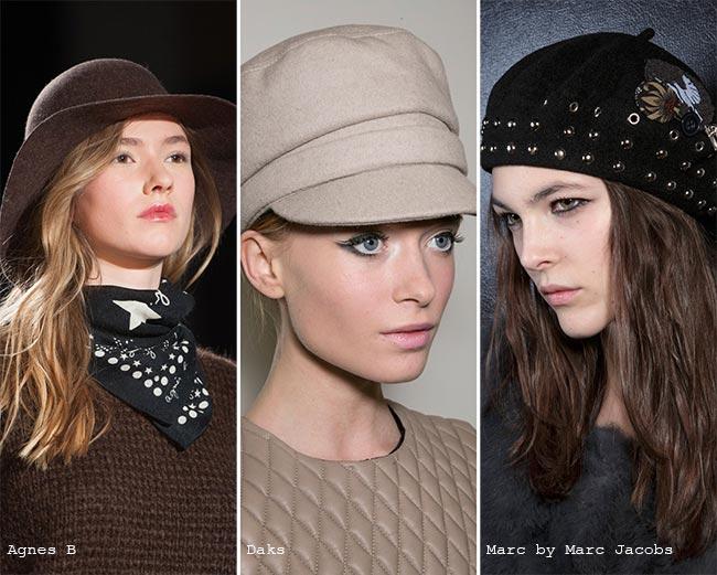 Fall/ Winter 2015-2016 Headwear Trends: Felt Hats