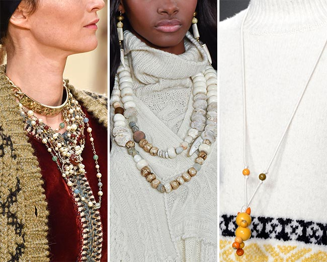 Fall/ Winter 2015-2016 Jewelry Trends: Beaded Jewelry