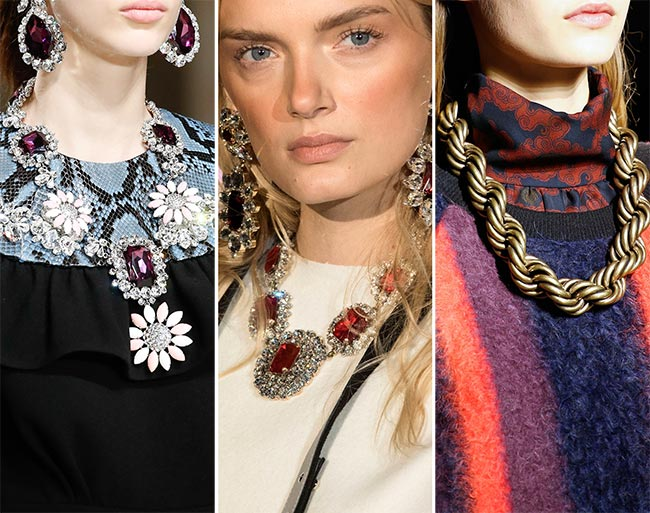 Fall/ Winter 2015-2016 Jewelry Trends: Vintage Jewelry