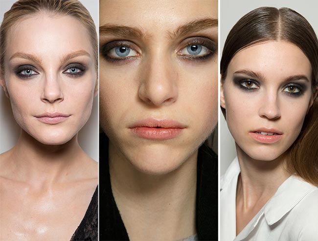 Fall Winter 2015 2016 Makeup Trends Fashionisers C