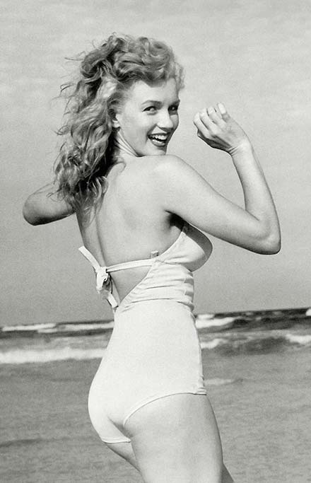 Most Famous and Successful Short Supermodels in Fashion History: Marilyn Monroe