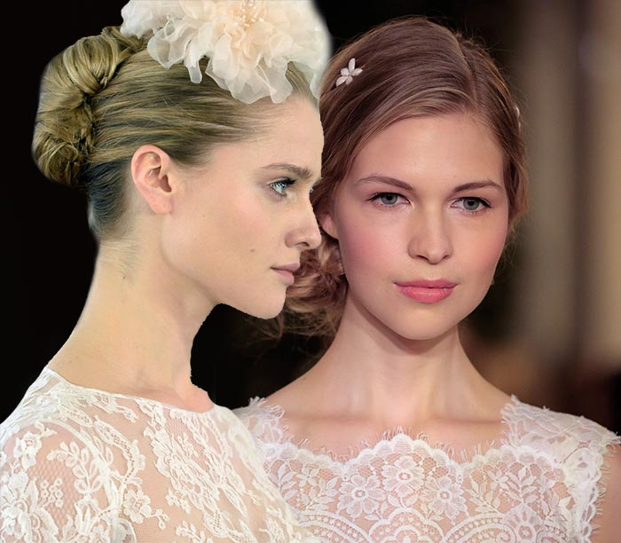 10 Pretty Spring 2016 Bridal Beauty Looks Inspired from The Runway