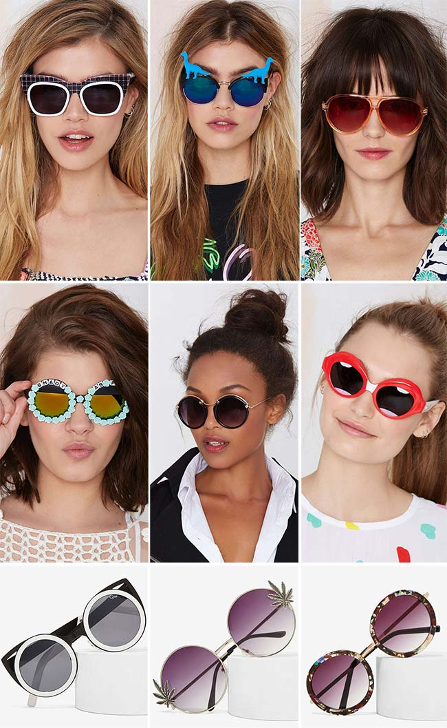 Festival Sunglasses for 2015