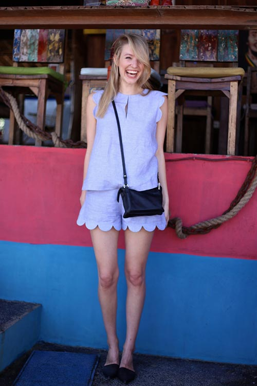 Summer 2015 Outfit Ideas from It Girls: Ohh Couture