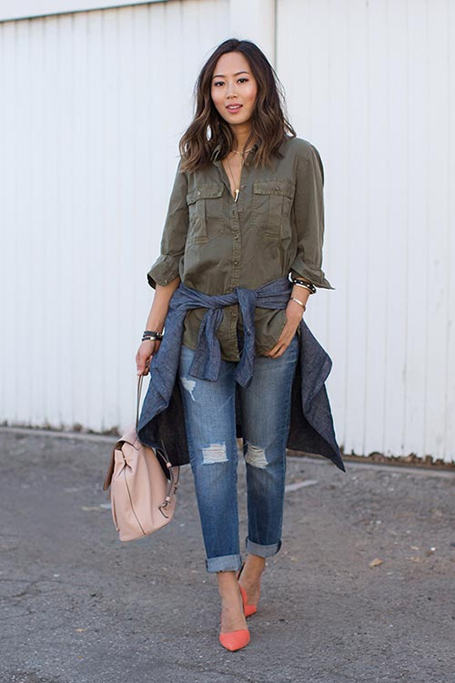 Summer 2015 Outfit Ideas from It Girls: Song of Style