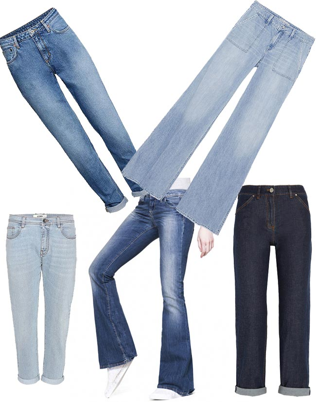15 Trendy Jeans for Spring/Summer 2015 To Get Now