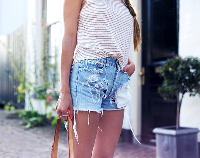 Summer Is Almost Here! 10 Denim Shorts For Trendy Looks