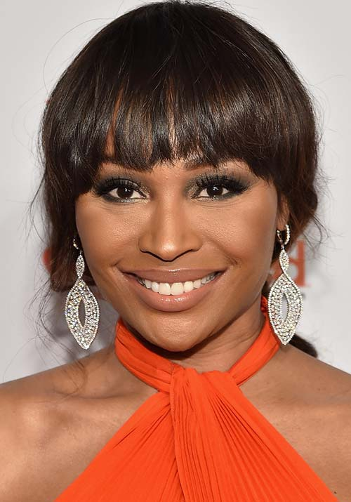 1970s Hairstyles With Bangs: Cynthia Bailey