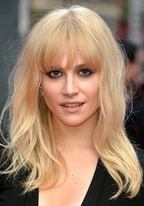 70s Hairstyles 10 Ways To Master The Fringe This Summer Fashionisers