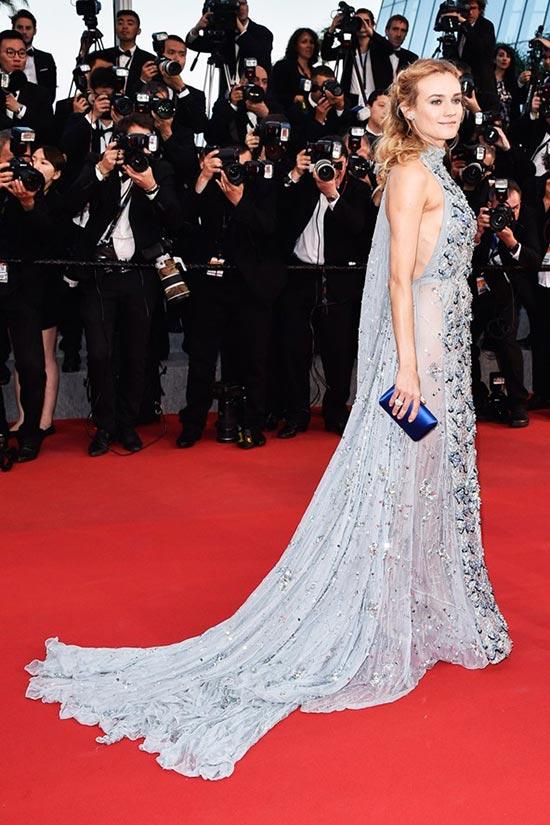 Cannes 2015 Celebrity Dresses: Diane Kruger