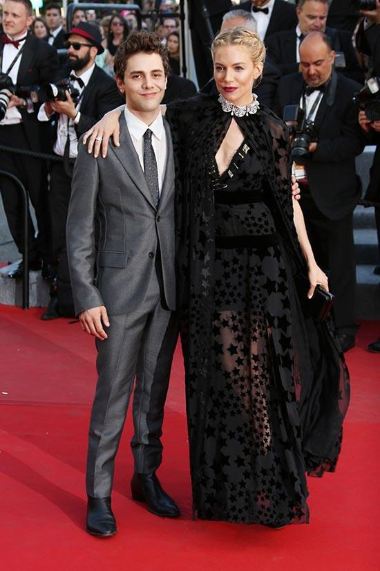 Cannes 2015 Celebrity Dresses: Sienna Miller