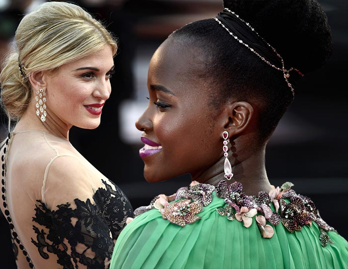 Hair and Makeup Inspirations from Cannes Film Festival 2015