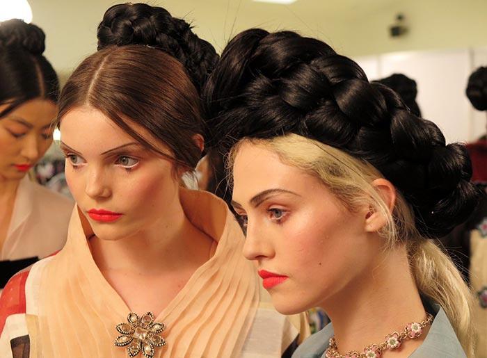 Beauty At Chanel Seoul Resort 2016 Show