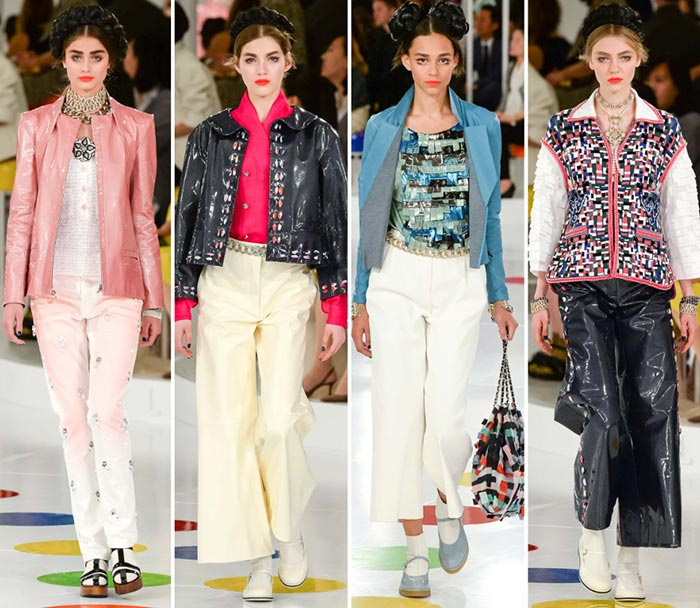 Chanel Seoul Resort 2016 Collection