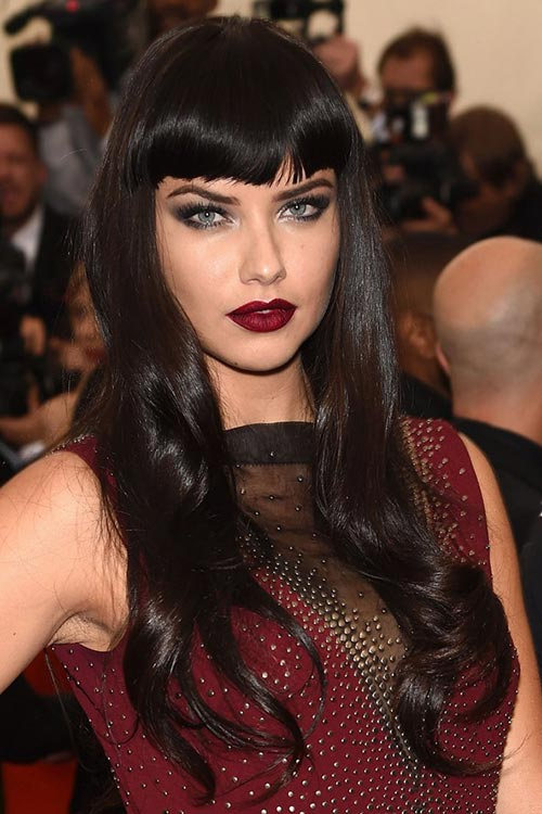 Met Gala 2015 Beauty Inspiration: Best Hairstyles and Makeup Looks ...