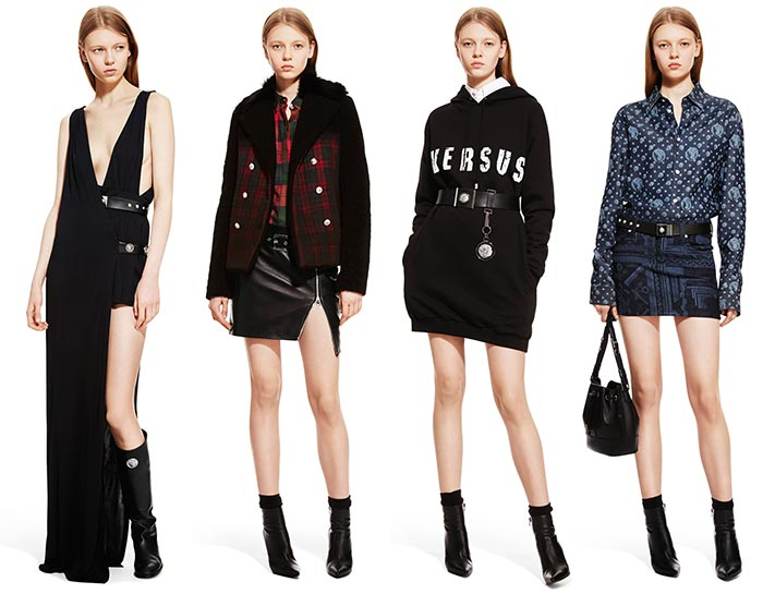 Versus Versace Fall 2015 Collection