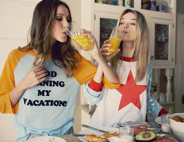 Wildfox Couture The Feel of Summer 2015 Lookbook