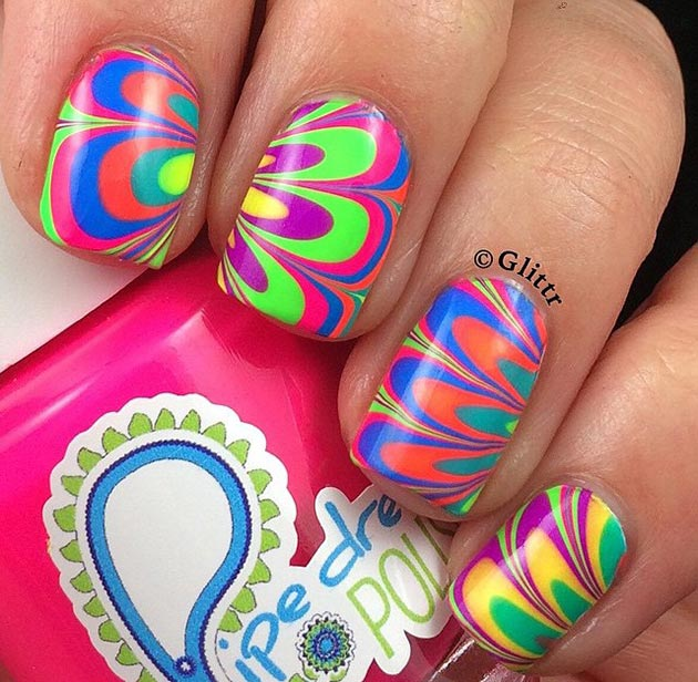 10 Beach-Ready Summer Nail Art Ideas To Get Inspired By