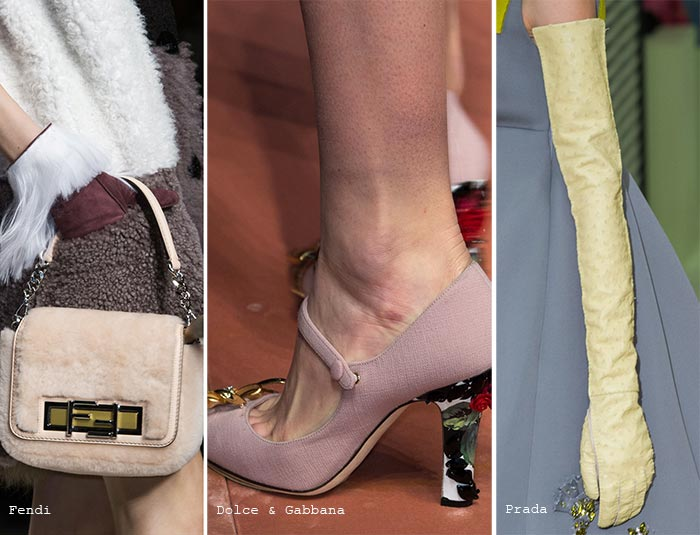 Fall 2015 Trend of Pastel Colors: Accessories