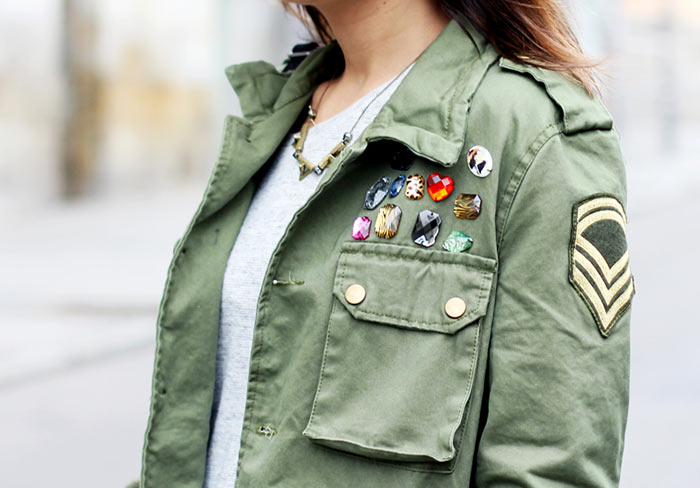 7 Military Pieces To Shop For Summer 2015