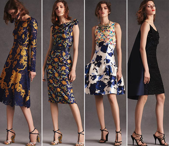 Oscar de la Renta Resort 2016 Collection