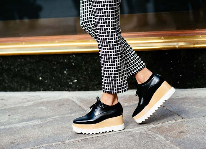 5 Stylish Alternatives to Comfy Flats: Platform Shoes
