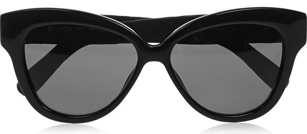 Coolest Summer 2015 Sunglasses: Linda Farrow