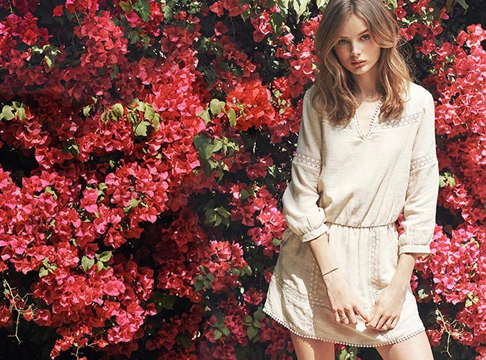 Anine Bing summer 2015 campaign