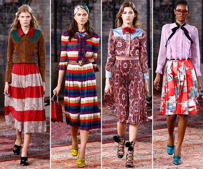 Gucci Resort 2016 Collection