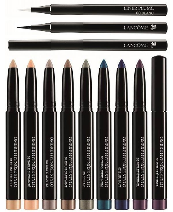 Lancome Brows and Eyes Summer 2015 Makeup