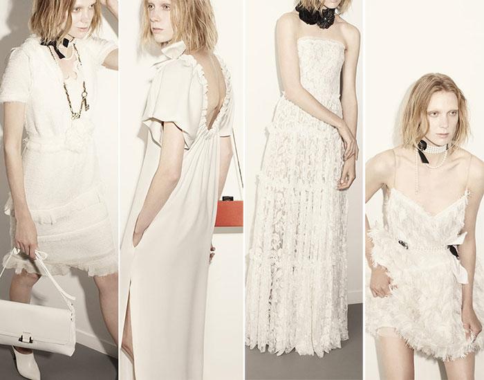 Lanvin Blanche 2015 Bridal Line