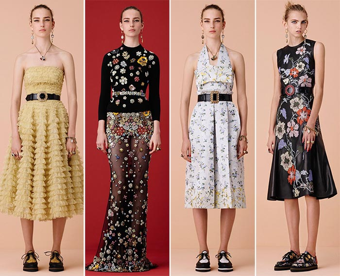 Alexander McQueen Resort 2016 Collection