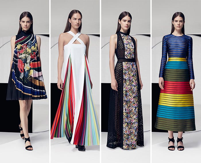 Mary Katrantzou Resort 2016 Collection