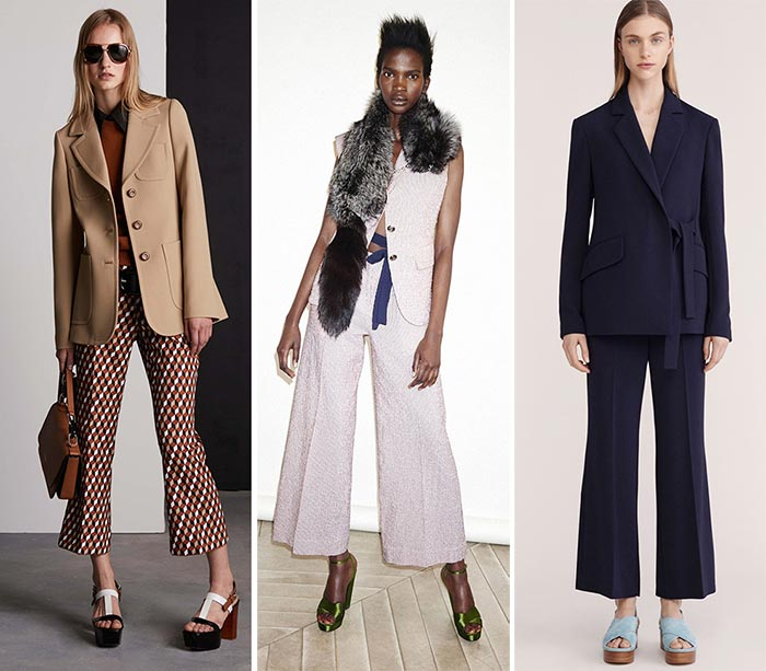Best Resort 2016 Fashion Trends: Flared Pants