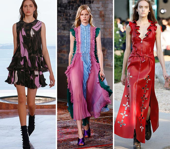 Best Resort 2016 Fashion Trends: Ruffles