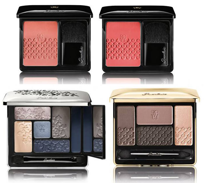 Guerlain Bloom of Rose Fall 2015 Collection