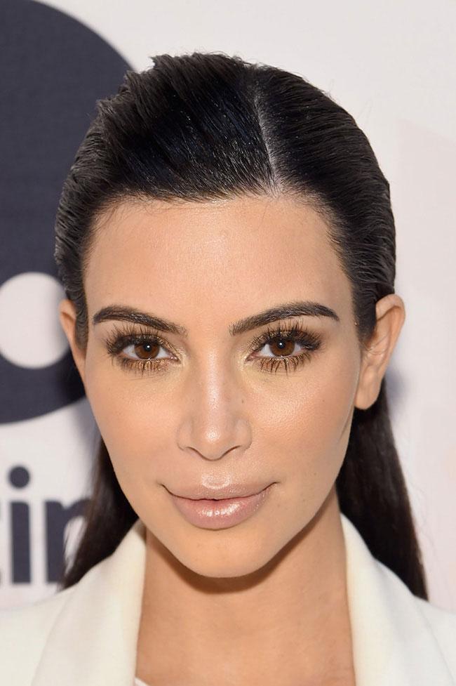 Kim Kardashian Beauty Tutorials