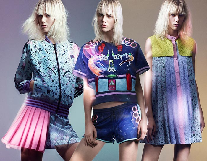 Adidas Originals x Mary Katrantzou Summer 2015